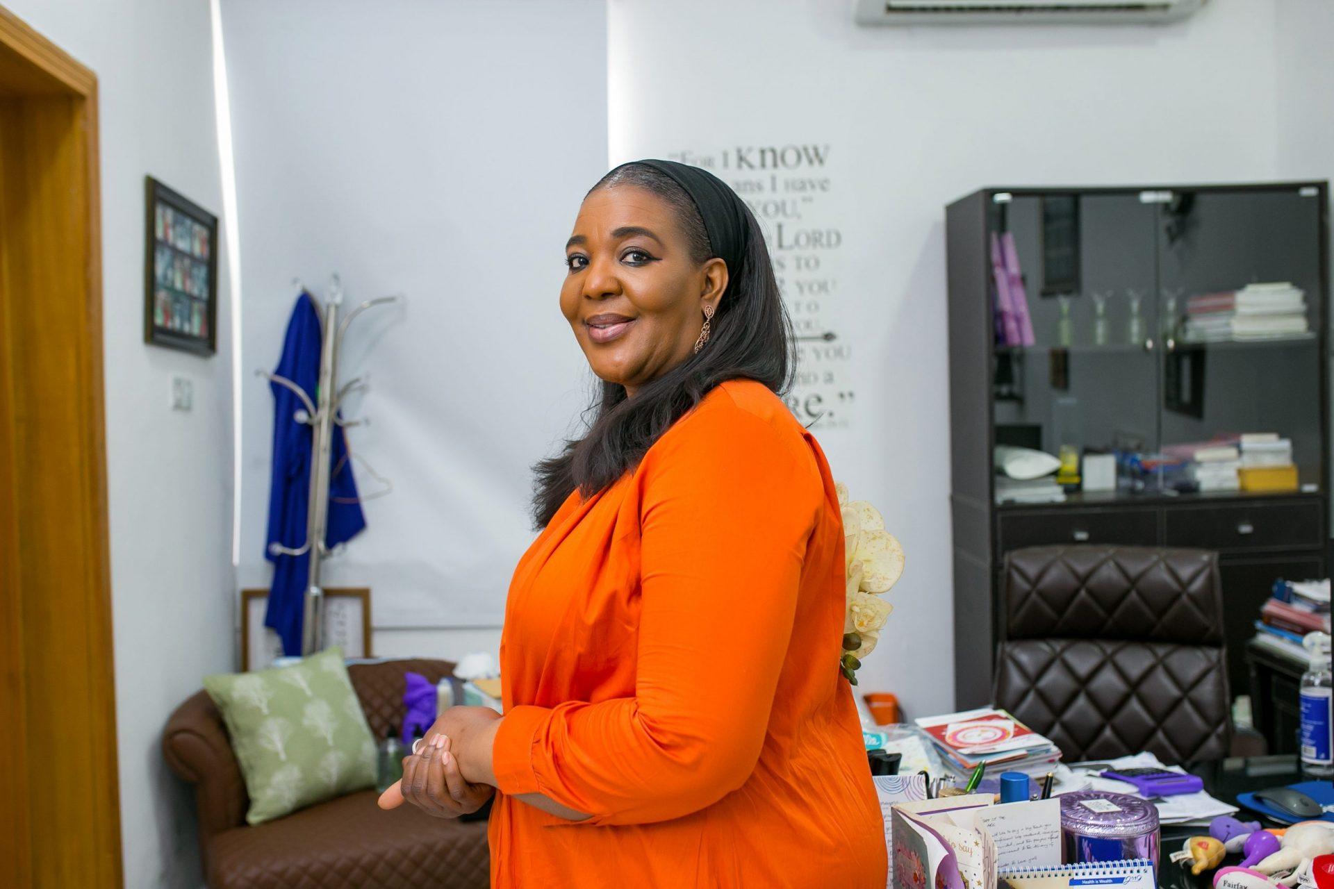 fertility specialist - DR Oluyemisi Adeyemi - Bero